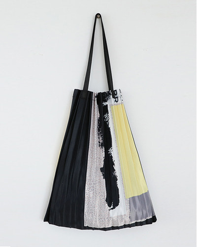 BAG0341/Trendy Pleats Shoulder Bag